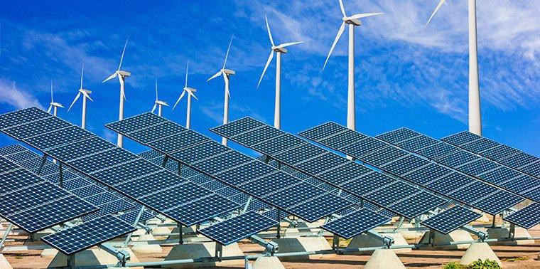 Solar Energy part of Renewable Energy Sources