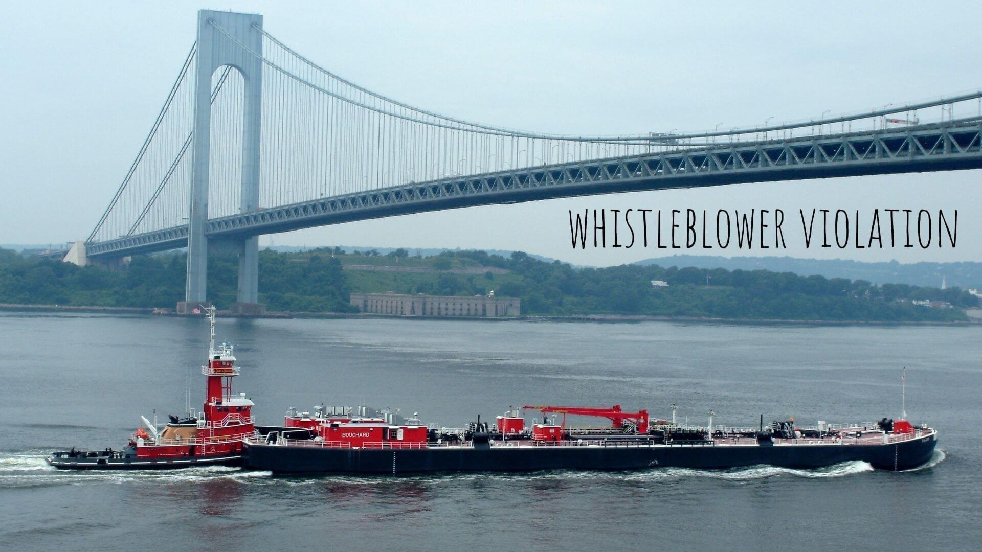 New York Petroleum Carrier Pays $375K
