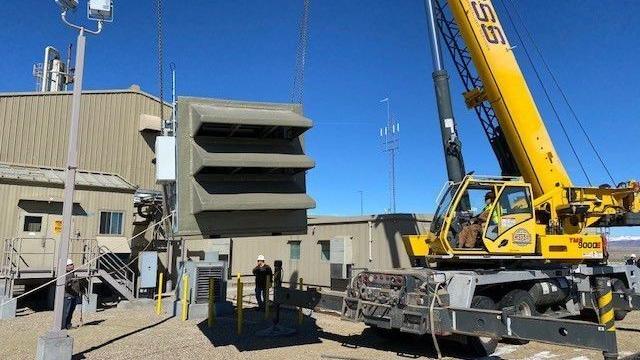 Power Generators Being Deployed by Casper-Based Startup