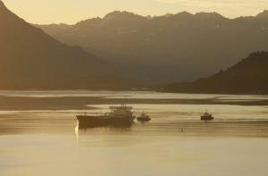 Oil Tanker Traffic in Alaska Growing Due To Mishap