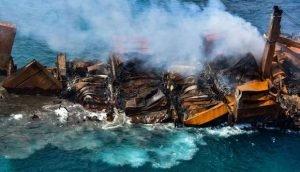 Sri Lanka Braces Oil Spill