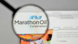 Marathon Oil Corp Shares Crashes